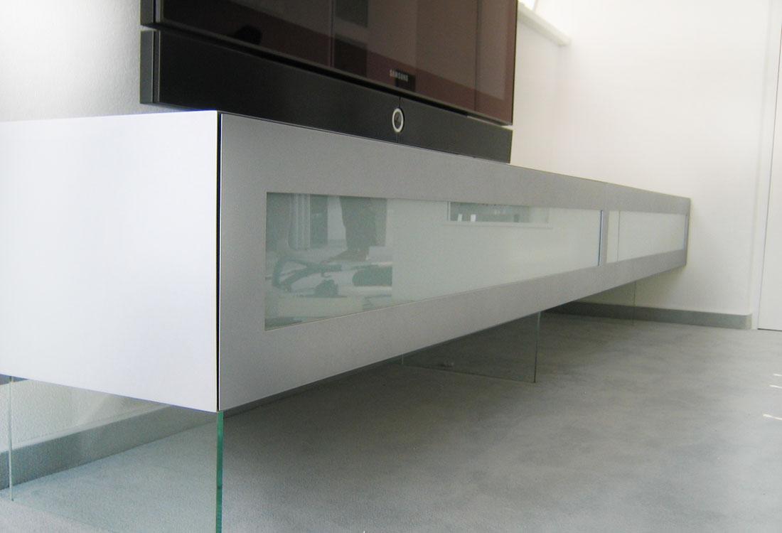 sideboards holz glas metall herzinger greive design. Black Bedroom Furniture Sets. Home Design Ideas