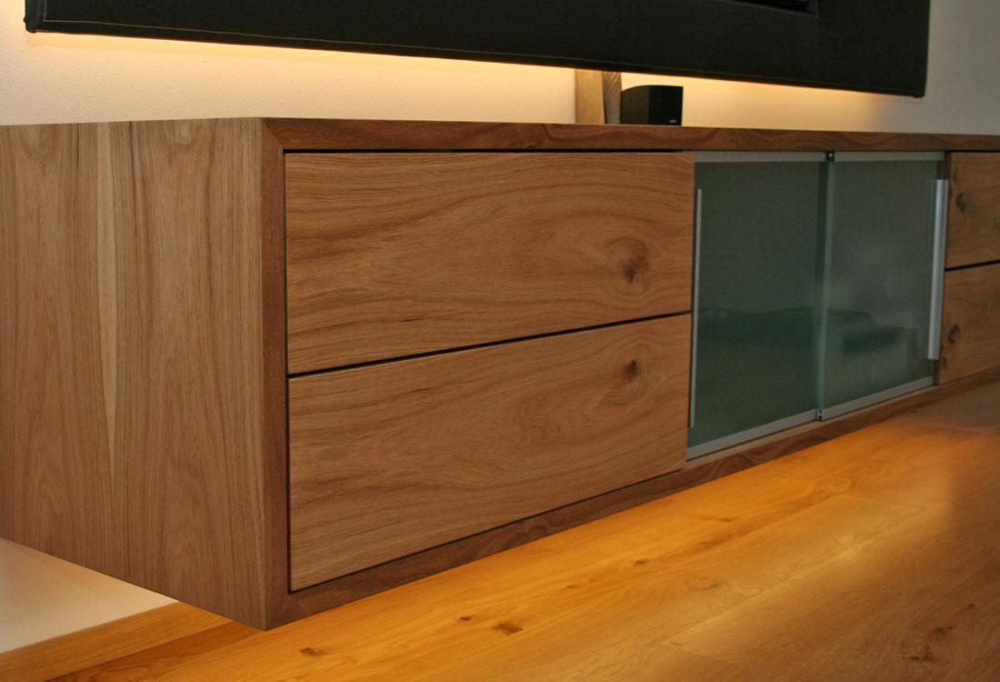 sideboards holz glas metall. Black Bedroom Furniture Sets. Home Design Ideas