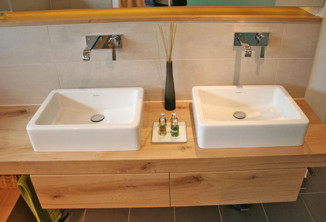 Doppelwaschtisch rustikal  Waschtisch Holz Rustikal | gispatcher.com
